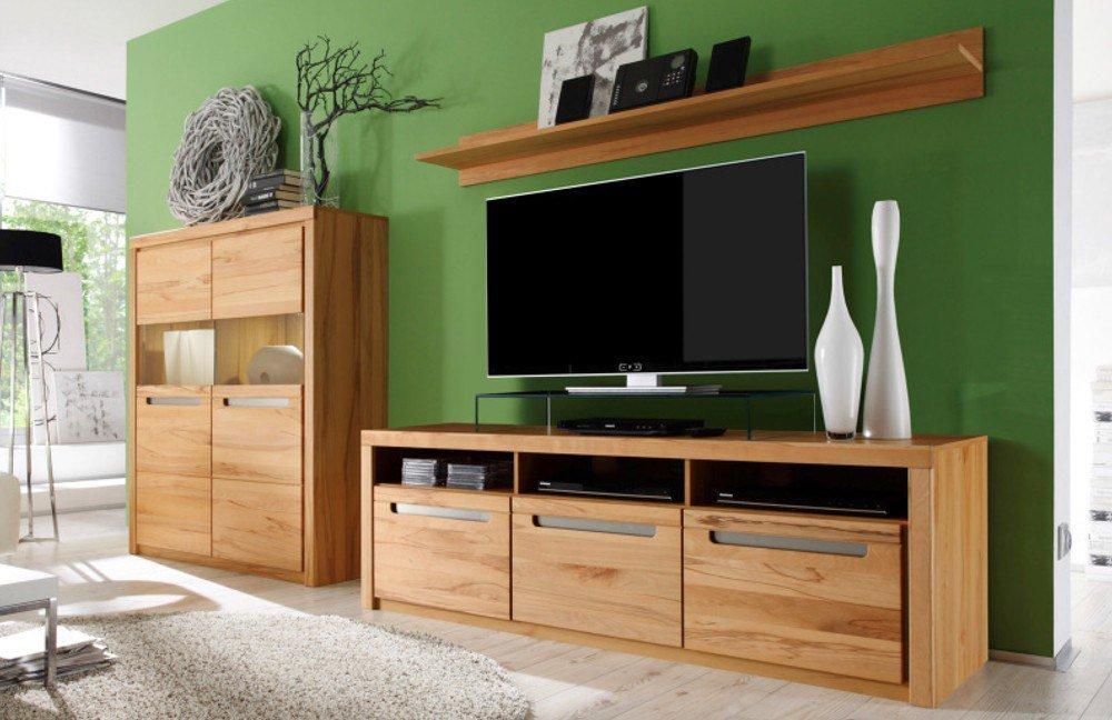 trendteam wohnwand zino 1230 m bel letz ihr online shop. Black Bedroom Furniture Sets. Home Design Ideas