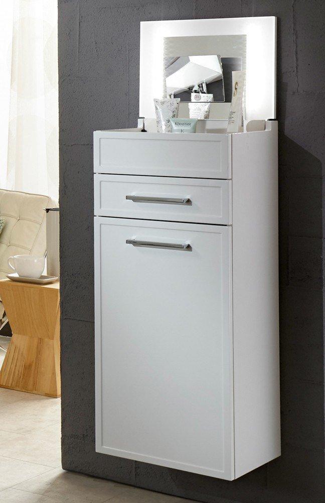 Badezimmer 3150 wei von marlin m bel letz ihr online shop for Badezimmer konfigurator