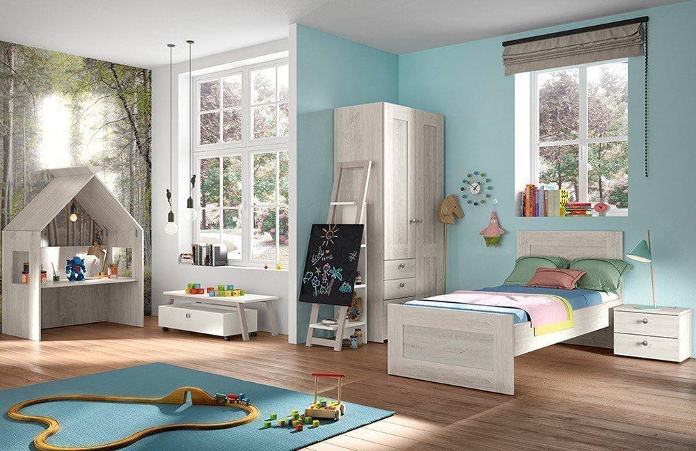 Rohr Bush Cottage Kinderzimmer 2 Teilig Mobel Letz Ihr Online Shop