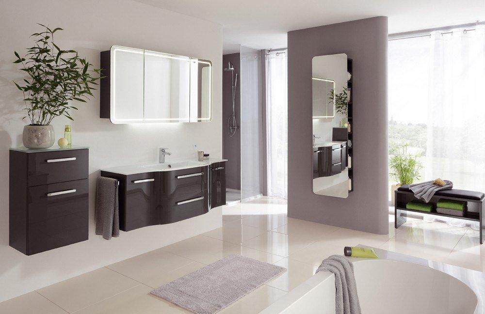 Badezimmer Contea/ Lynda Von Pelipal | Möbel Letz - Ihr Online-shop Badezimmer Mit Und Anthrazit