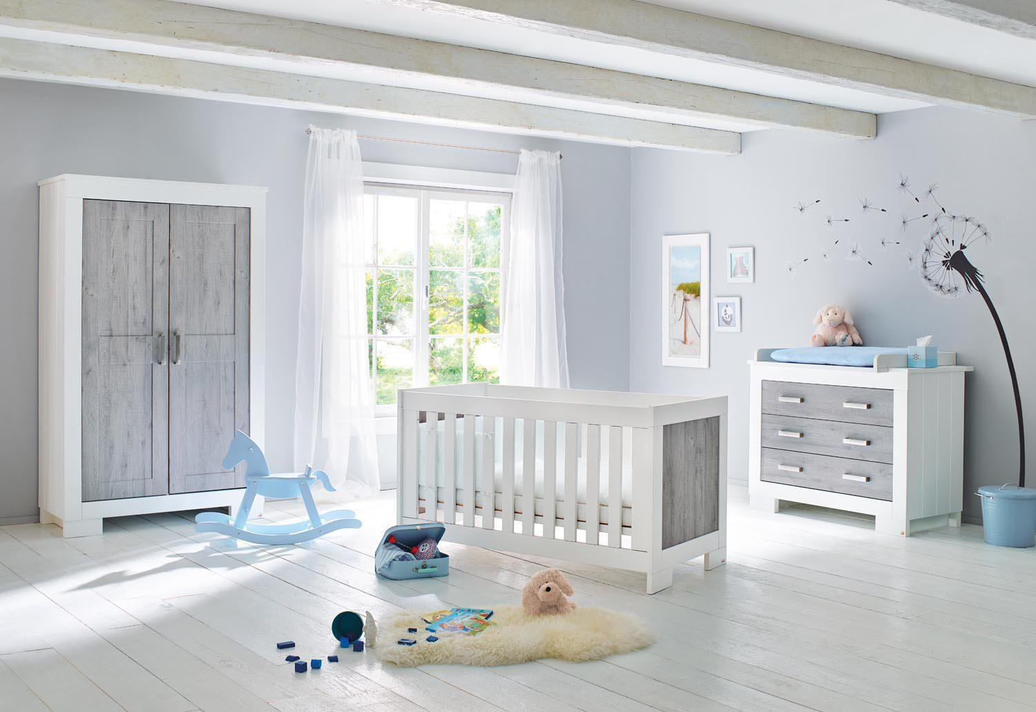 pinolino lolle babyzimmer wei esche m bel letz ihr online shop. Black Bedroom Furniture Sets. Home Design Ideas