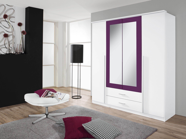 rauch krefeld kombischrank wei lila m bel letz ihr online shop. Black Bedroom Furniture Sets. Home Design Ideas