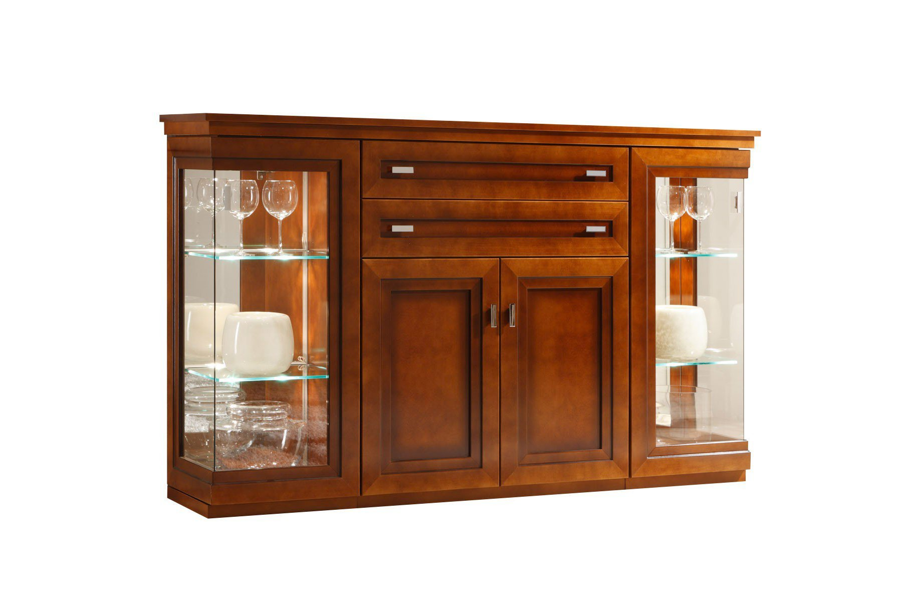 wehrsdorfer sideboard kent ke65 cognac antik m bel letz ihr online shop. Black Bedroom Furniture Sets. Home Design Ideas