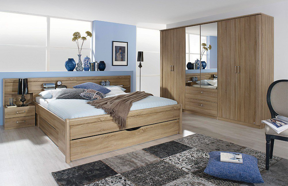 rauch cham komplett schlafzimmer m bel letz ihr online. Black Bedroom Furniture Sets. Home Design Ideas