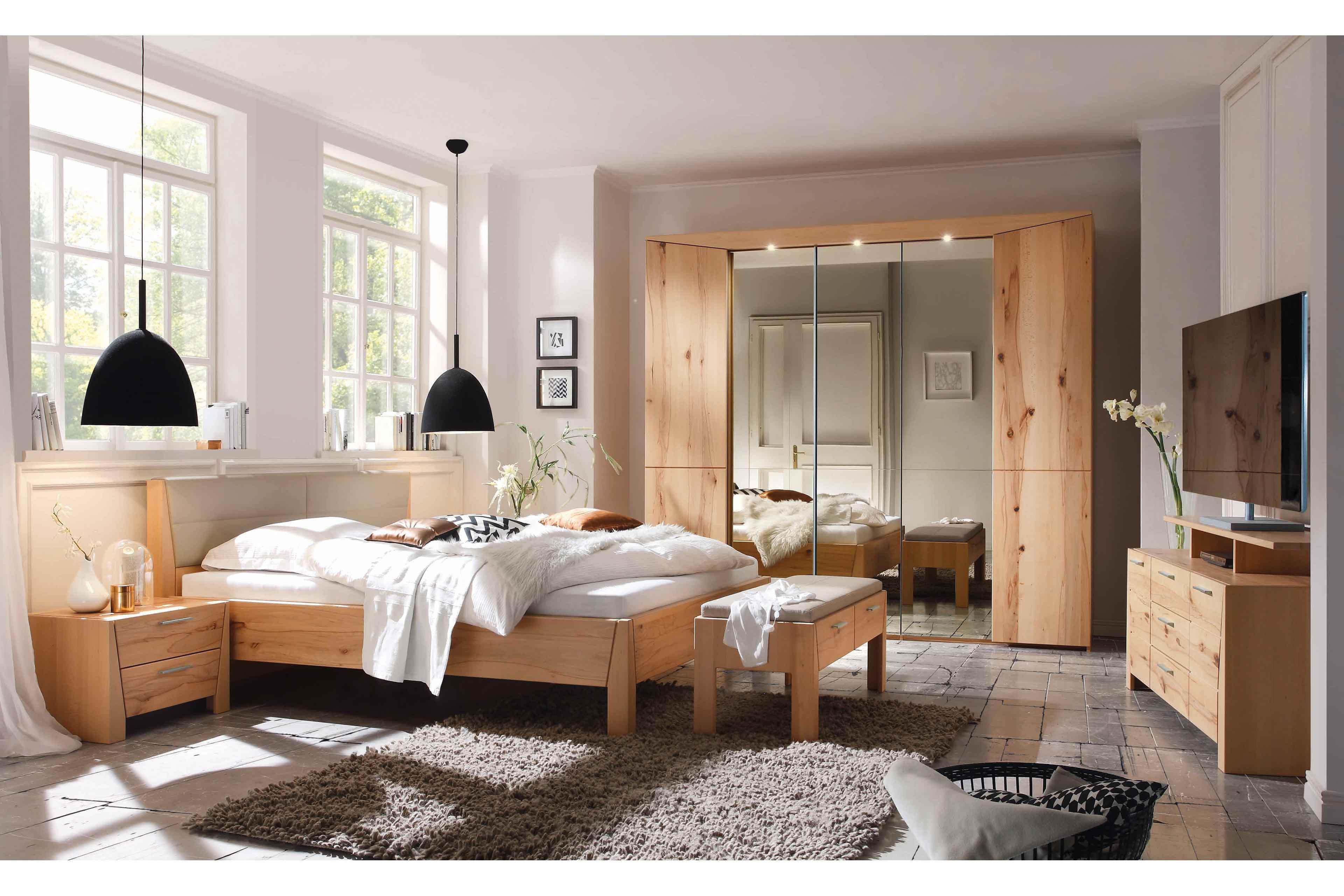 Thielemeyer Pura Schlafzimmer-Set Massiv | Möbel Letz - Ihr Online