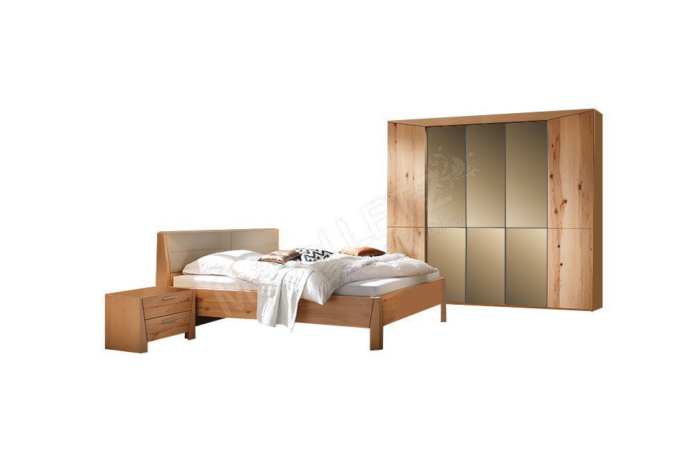 thielemeyer pura schlafzimmer set massiv m bel letz ihr online shop. Black Bedroom Furniture Sets. Home Design Ideas
