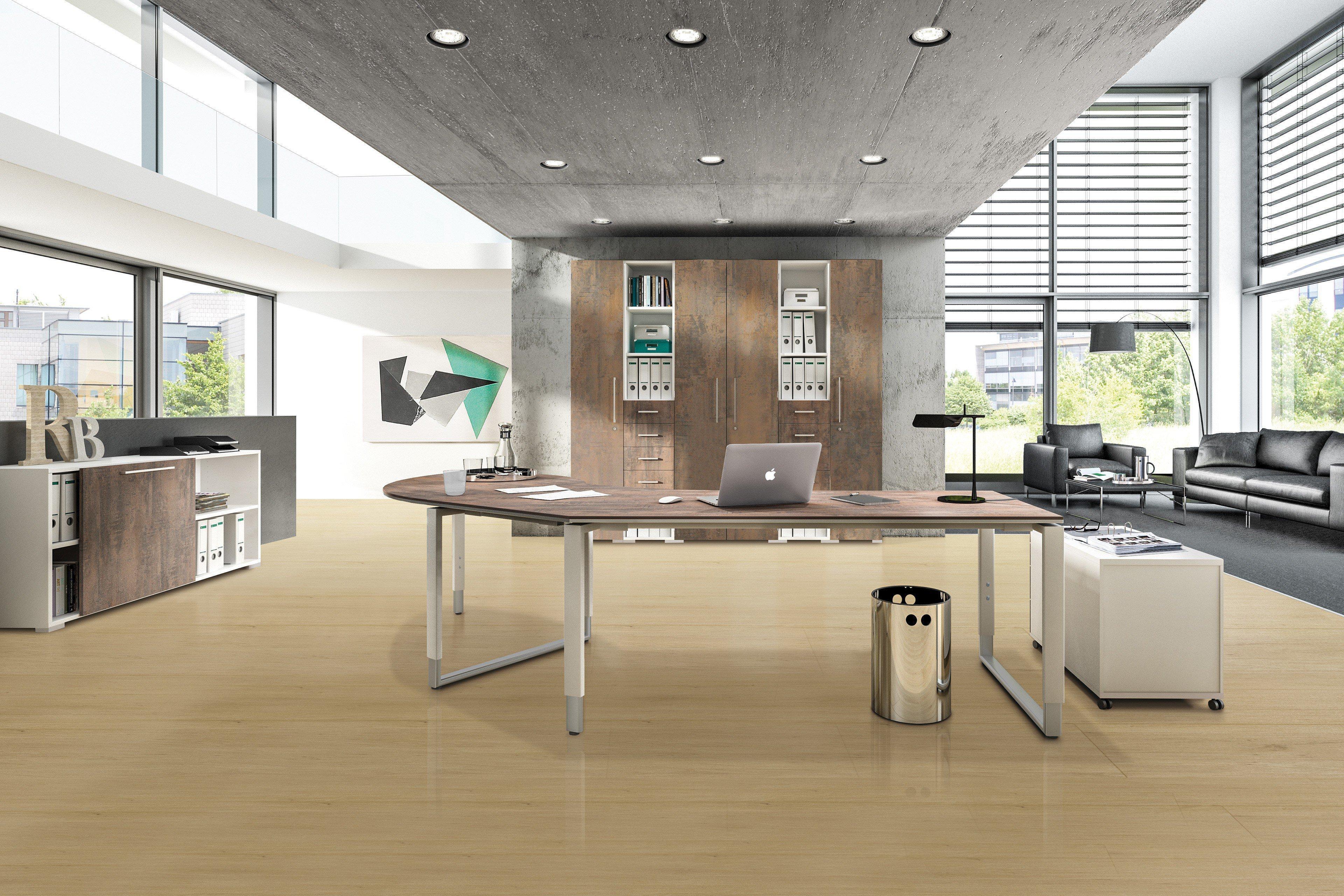 Röhr objekt.plus Freiform-Schreibtisch | Möbel Letz - Ihr Online-Shop