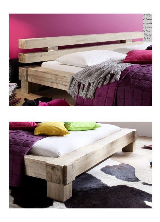 kollektion letz massivholz bett akazie m bel letz ihr online shop. Black Bedroom Furniture Sets. Home Design Ideas