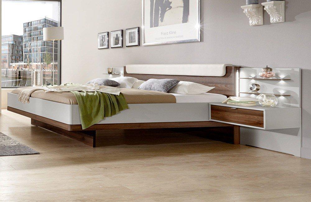 wiemann catania set creme nussbaum m bel letz ihr online shop. Black Bedroom Furniture Sets. Home Design Ideas