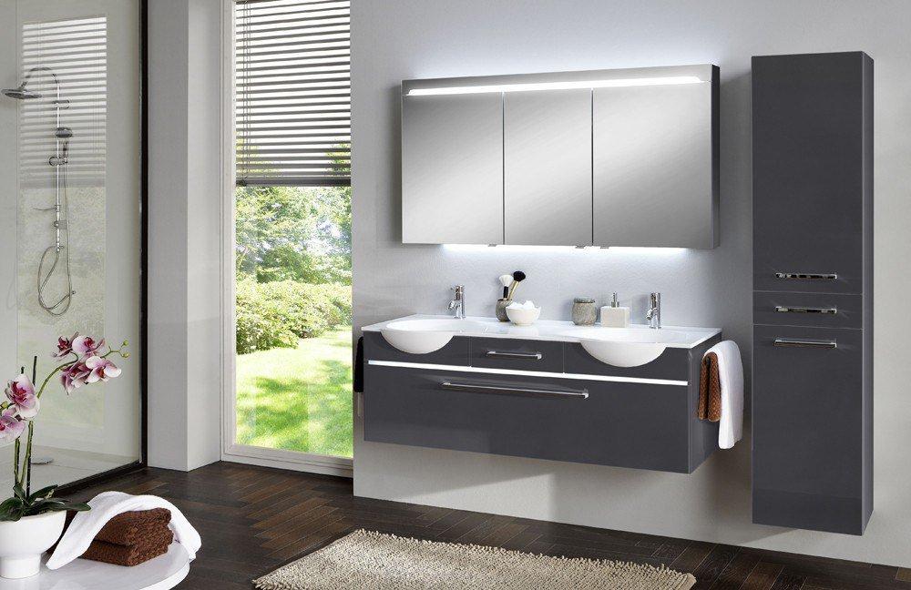marlin badezimmer 3080 anthrazit glanz m bel letz ihr online shop. Black Bedroom Furniture Sets. Home Design Ideas