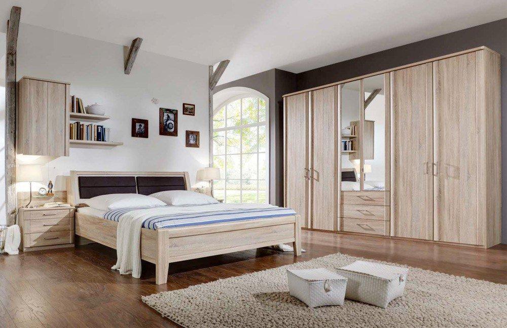 wiemann luxor möbel-set eiche-sägerau | möbel letz - ihr online-shop