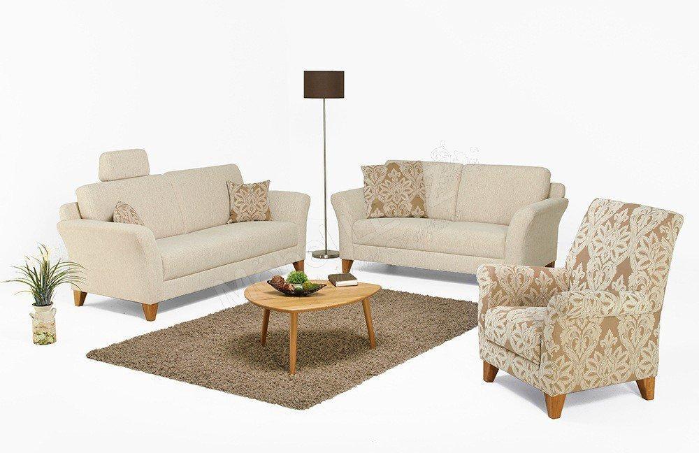 Ponsel Nottingham Classic Sofagruppe creme | Möbel Letz - Ihr Online ...