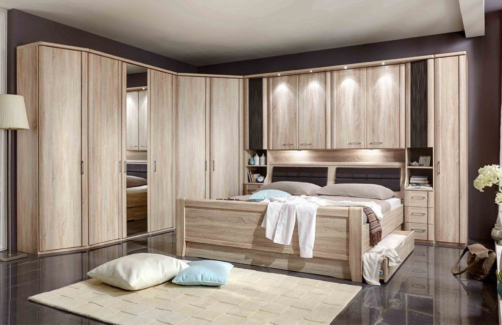 Schlafzimmer Mit überbau Kaufen: Schlafzimmer Überbau In ... Schlafzimmer Kaufen
