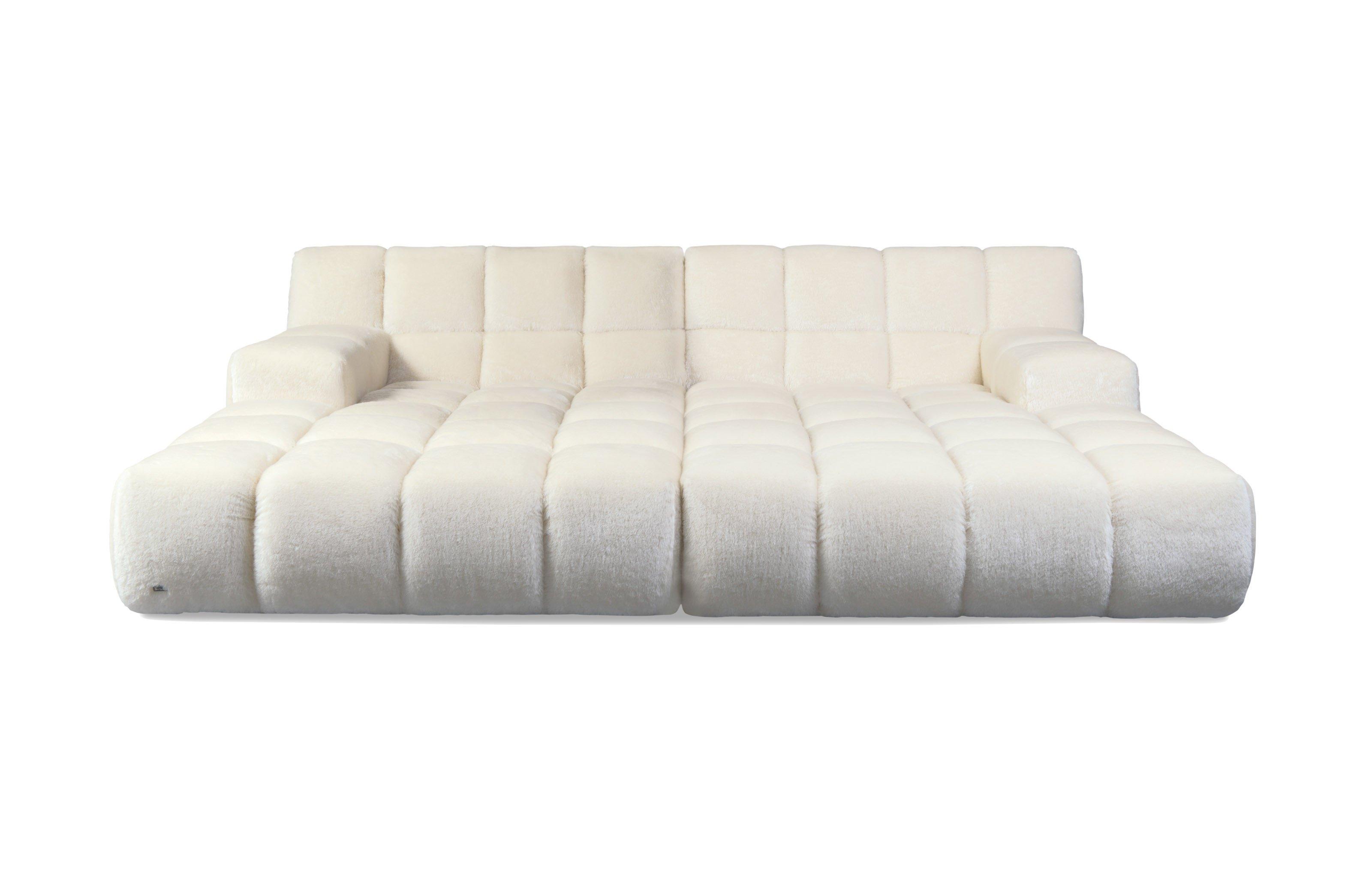 Bretz Ocean 7 Sofa creme | Möbel Letz - Ihr Online-Shop