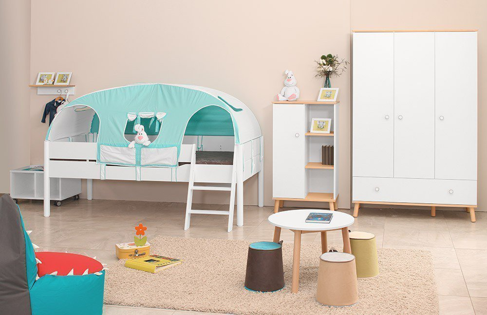 paidi kinderzimmer ylvie wei birke m bel letz ihr online shop. Black Bedroom Furniture Sets. Home Design Ideas