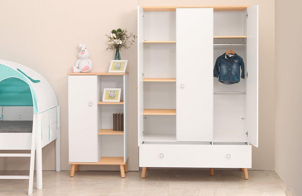 paidi kinderzimmer ylvie wei birke m bel letz ihr online shop. Black Bedroom Furniture Sets. Home Design Ideas