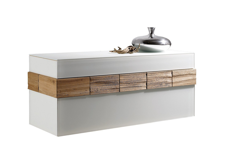 voglauer h ngesideboard v montana 160 wildeiche optiwhite m bel letz ihr online shop. Black Bedroom Furniture Sets. Home Design Ideas