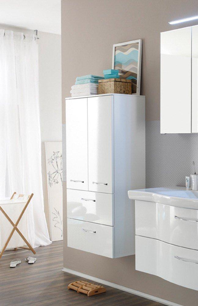 badezimmer solitaire 6005 in wei hochglanz von pelipal m bel letz ihr online shop. Black Bedroom Furniture Sets. Home Design Ideas