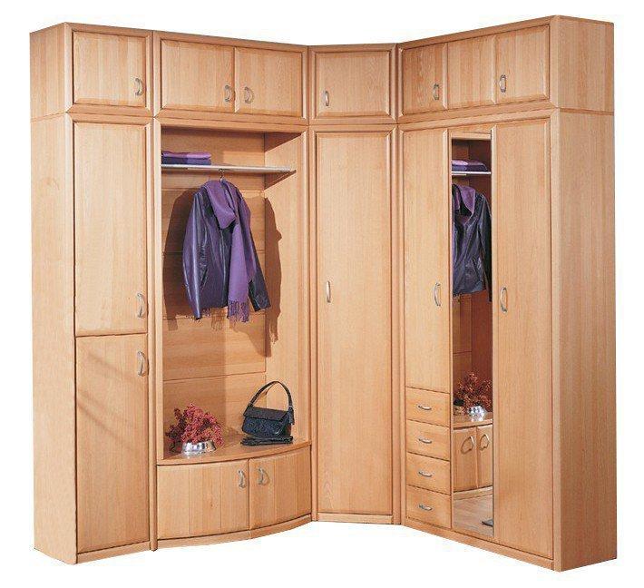Garderobe serie 600 670 leinkenjost m bel letz ihr for Garderobe 600