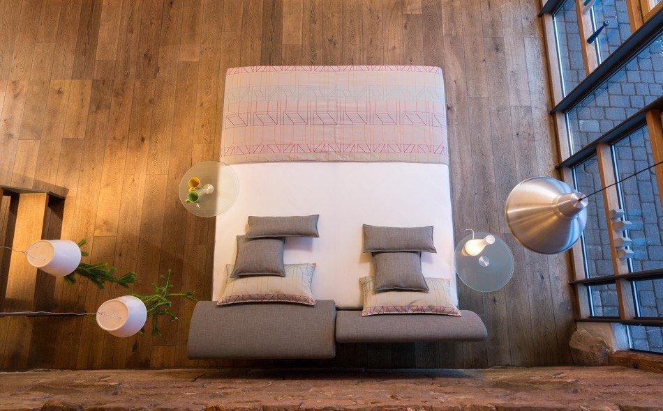ruf polsterbett casa mit kopfteilverstellung | möbel letz - ihr, Hause deko