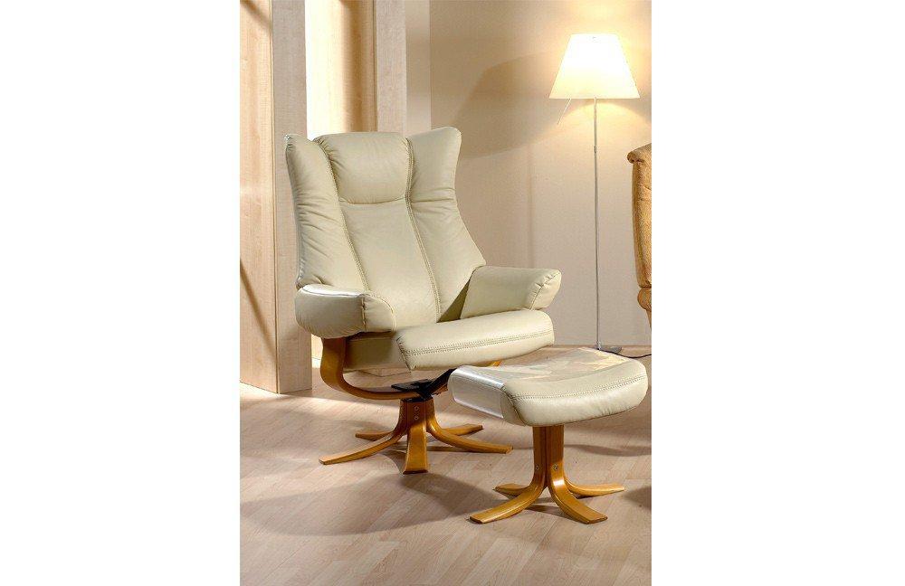 pm oelsa fjord relaxsessel in creme m bel letz ihr online shop. Black Bedroom Furniture Sets. Home Design Ideas