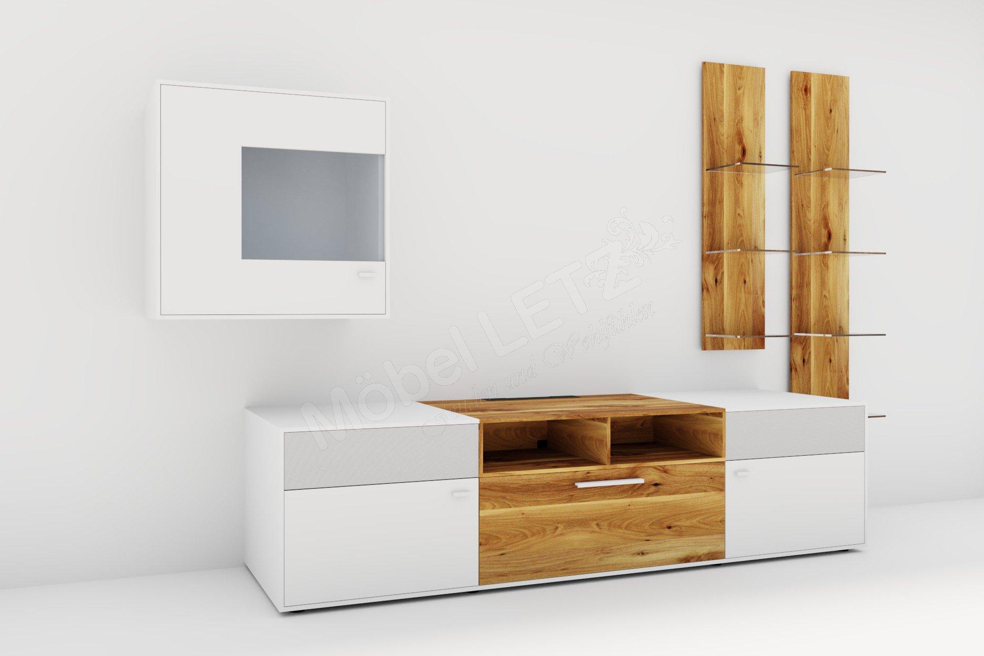 gwinner wohnwand media concept mc970 m bel letz ihr. Black Bedroom Furniture Sets. Home Design Ideas