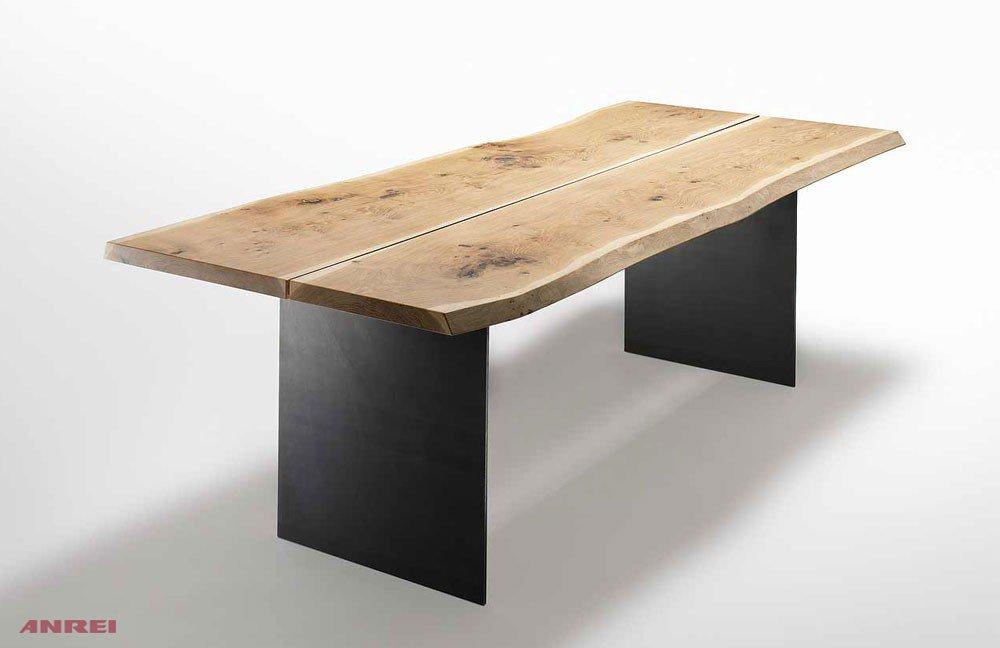 asteiche massiv tisch das beste aus wohndesign und m bel inspiration. Black Bedroom Furniture Sets. Home Design Ideas