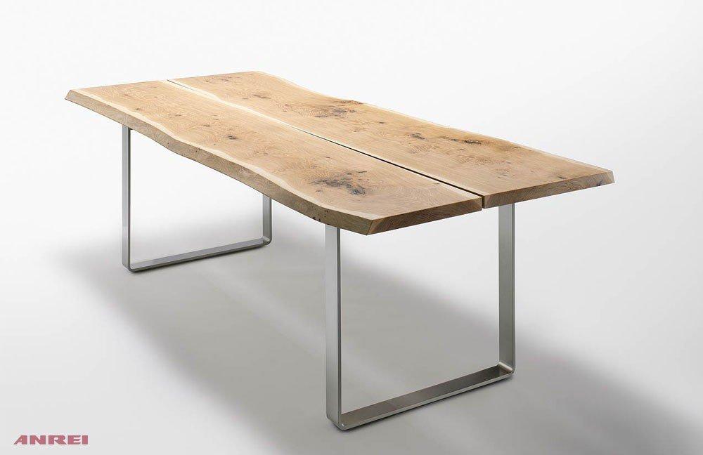 Anrei Esstisch Stamm-Tisch Rustico Asteiche | Möbel Letz - Ihr