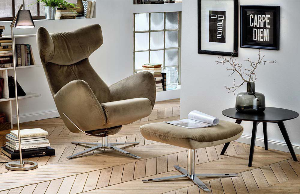 candy einzelsessel cooper oliv m bel letz ihr online shop. Black Bedroom Furniture Sets. Home Design Ideas
