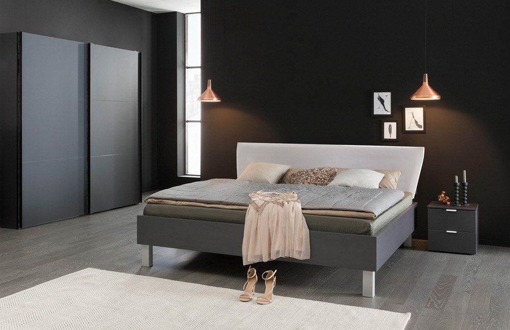 express stars carina dekor graphit m bel letz ihr online shop. Black Bedroom Furniture Sets. Home Design Ideas