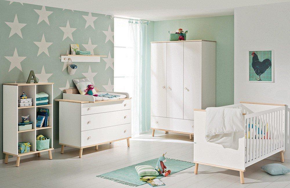 Babyzimmer kaufen  Paidi Babyzimmer Ylvie Birke weiß | Möbel Letz - Ihr Online-Shop