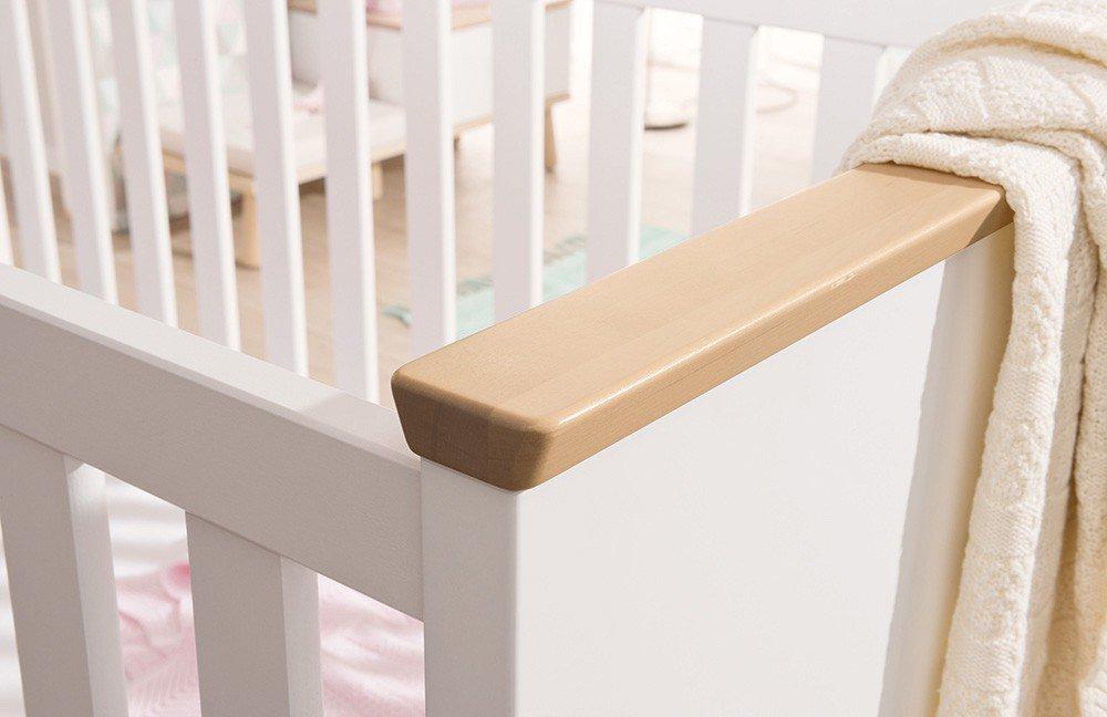 paidi babyzimmer ylvie birke wei m bel letz ihr. Black Bedroom Furniture Sets. Home Design Ideas