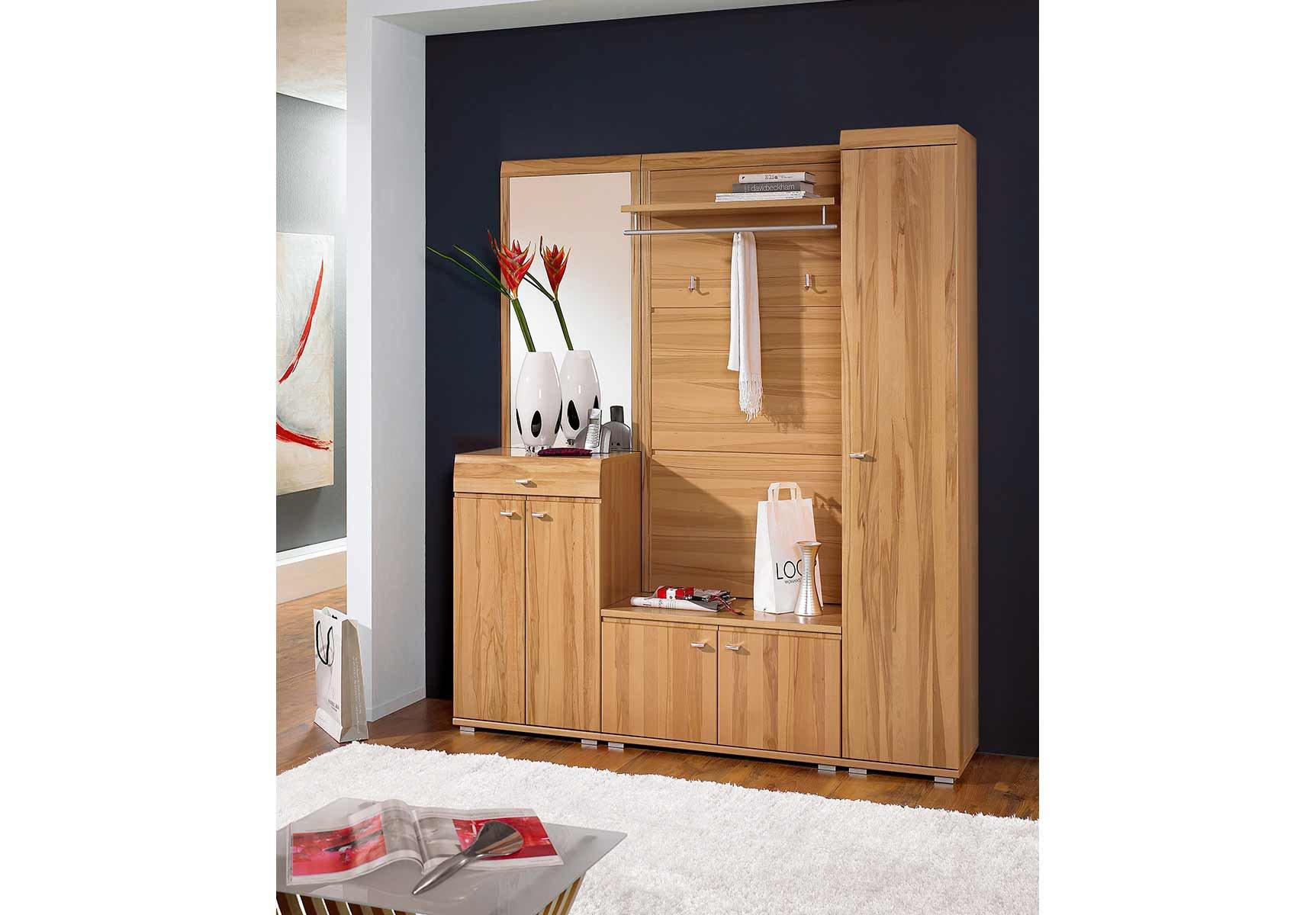 garderobe bozen 4810 leinkenjost m bel letz ihr online shop. Black Bedroom Furniture Sets. Home Design Ideas