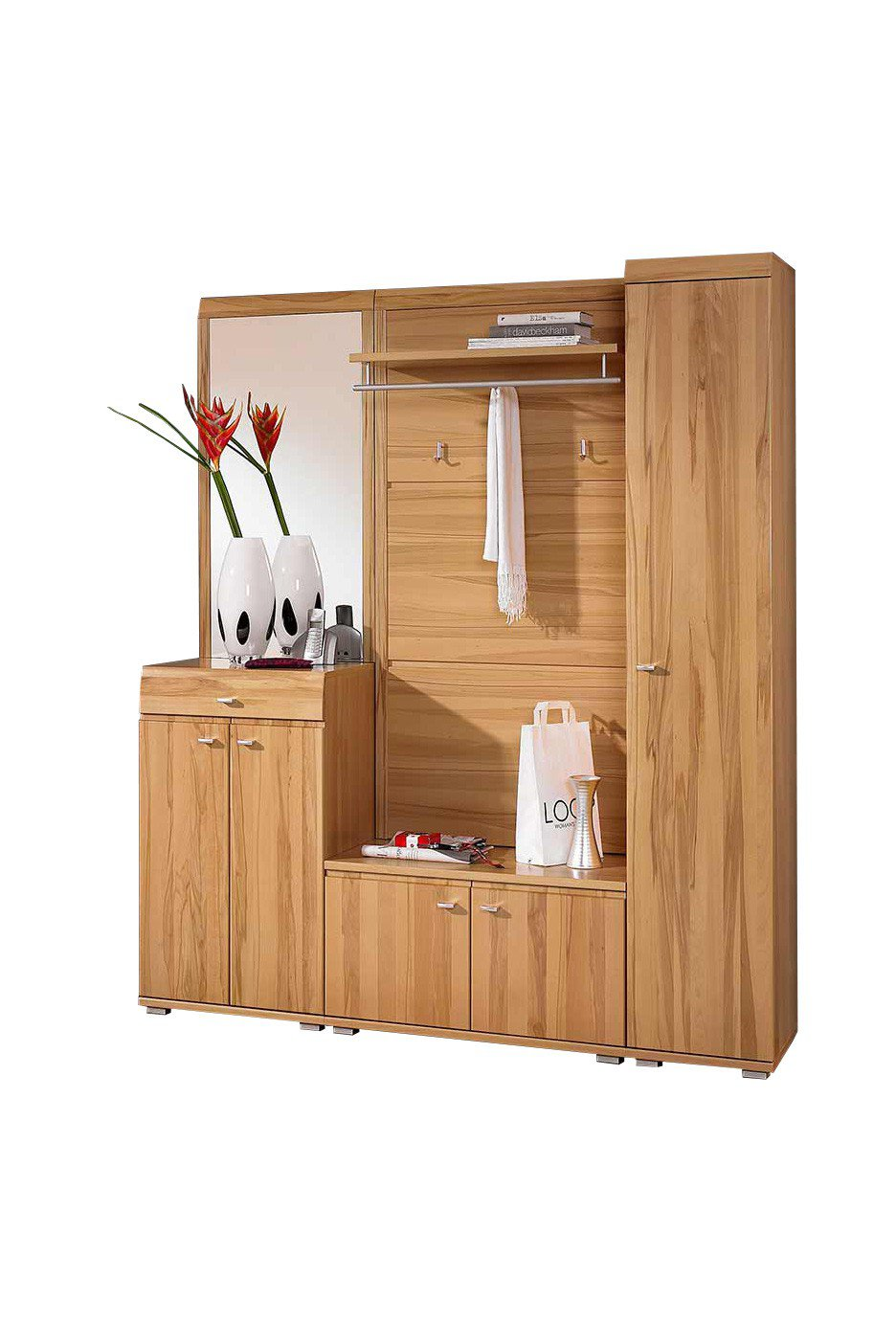 garderobe bozen 4810 leinkenjost m bel letz ihr online shop. Black Bedroom Furniture Sets. Home Design Ideas