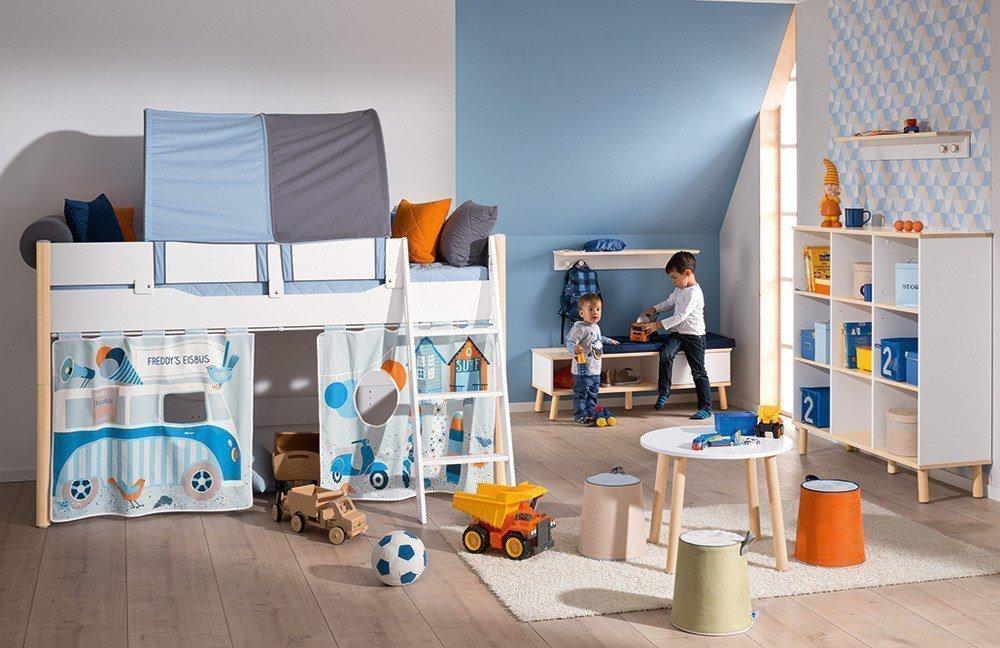 Paidi Ylvie Spielbett mit Schrägleiter | Möbel Letz - Ihr Online-Shop