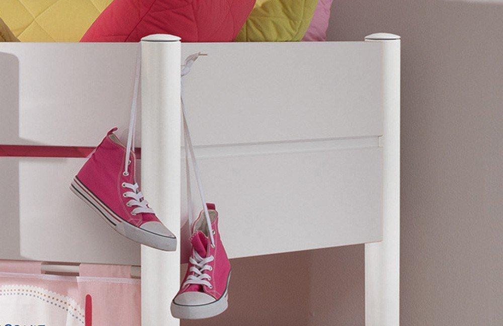 Paidi Ylvie Etagenbett : Paidi etagenbett ylvie kreideweiß möbel letz ihr online shop