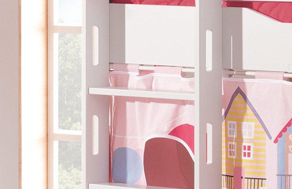Paidi Etagenbett Ylvie 160 : Paidi etagenbett ylvie kreideweiß möbel letz ihr online shop