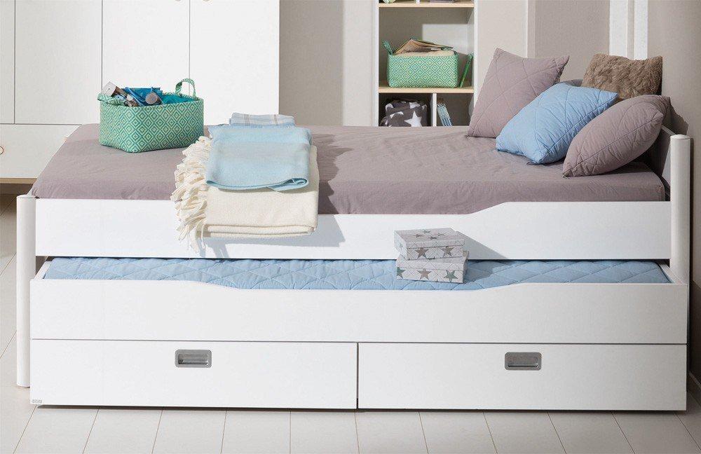 Paidi Jugendzimmer Ylvie kreideweiß | Möbel Letz - Ihr Online-Shop