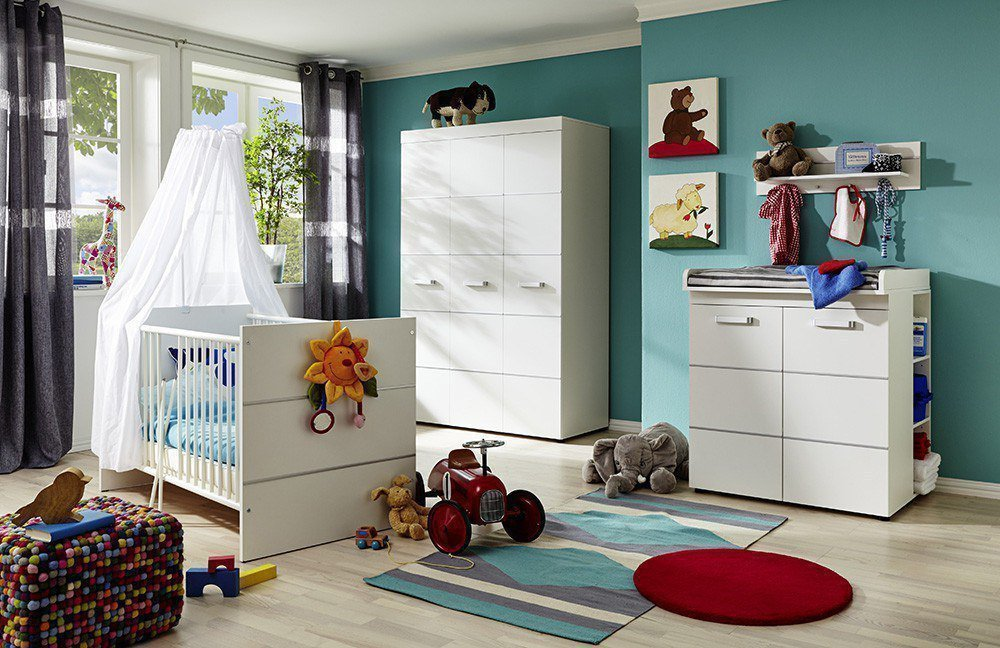 babyzimmer wei lonie aus kollektion letz m bel letz ihr online shop. Black Bedroom Furniture Sets. Home Design Ideas