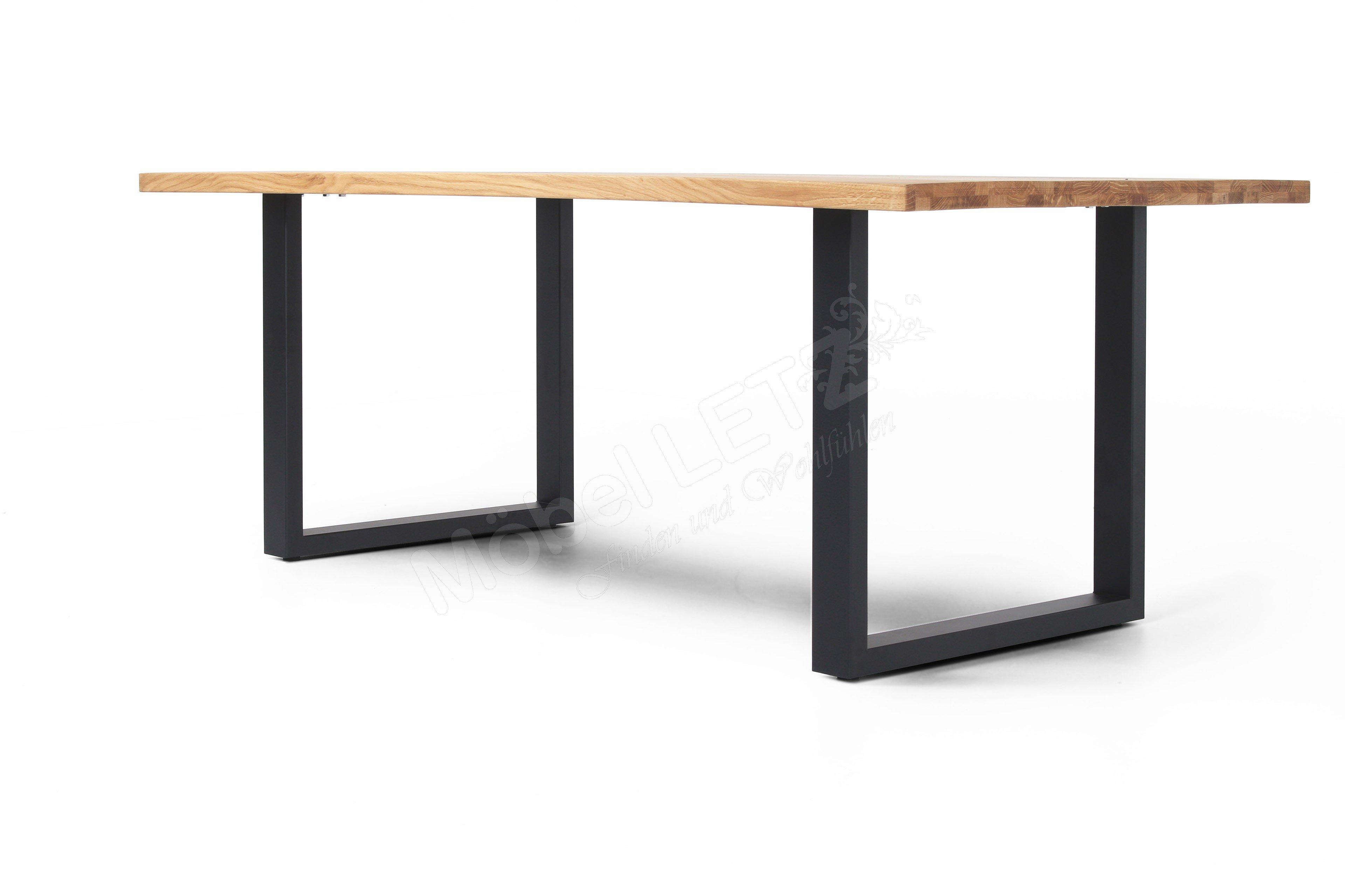 esstisch brooklyn wildeiche natur m bel letz ihr online shop. Black Bedroom Furniture Sets. Home Design Ideas