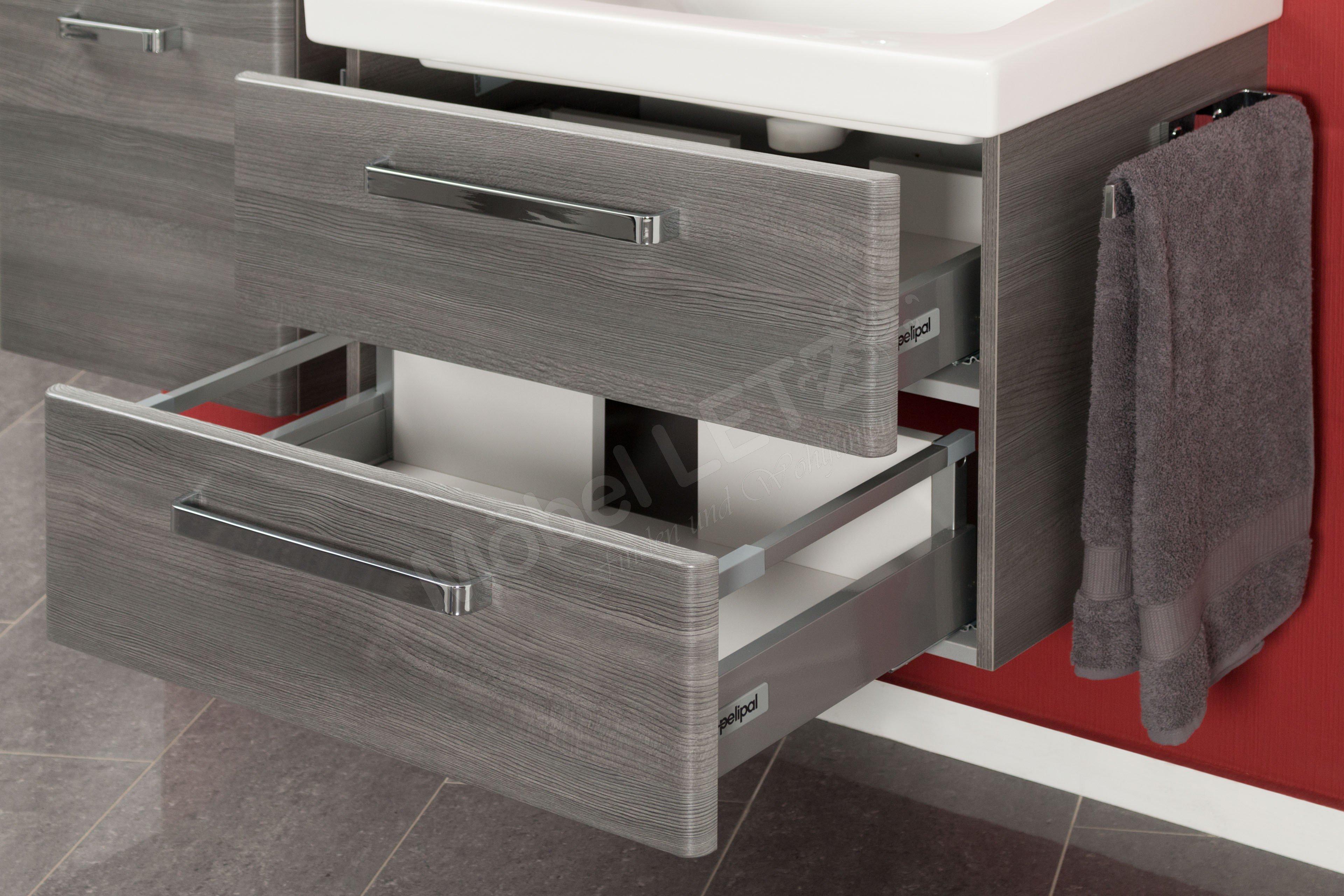 pelipal badezimmer pineo myrah maris in graphit struktur. Black Bedroom Furniture Sets. Home Design Ideas