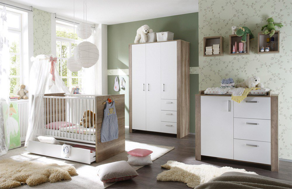 babyzimmer set wei laelia letz kollektion m bel letz. Black Bedroom Furniture Sets. Home Design Ideas