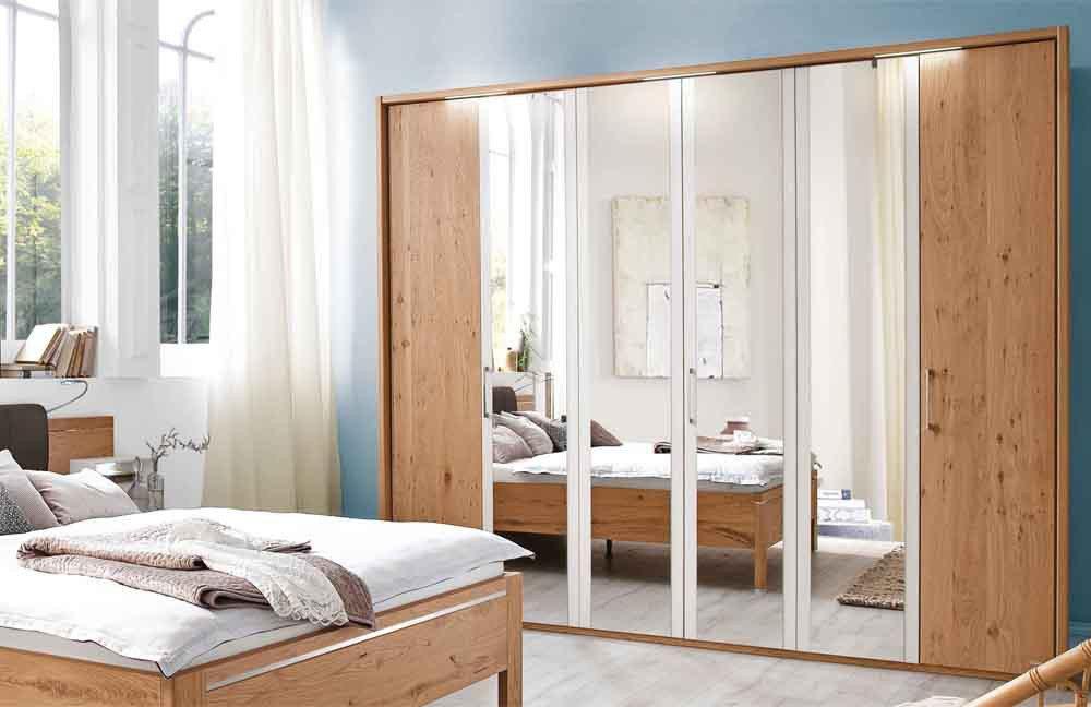 Casada Schlafzimmer Casablanca Balkeneiche Mobel Letz Ihr Online