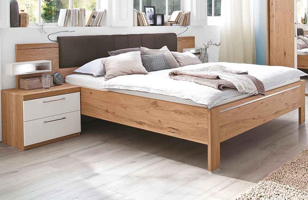 Casada Schlafzimmer Casablanca Balkeneiche | Möbel Letz - Ihr Online ...