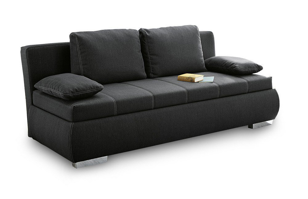 kollektion letz schlafsofa manda dunkelgrau m bel letz ihr online shop. Black Bedroom Furniture Sets. Home Design Ideas