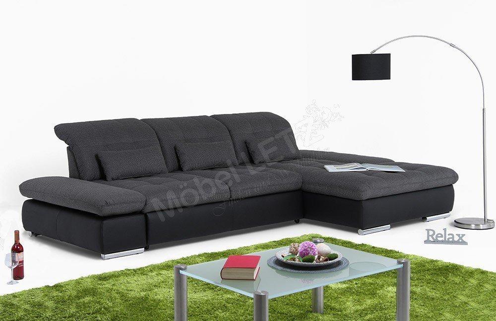 ecksofa von poco polsterm bel santa fe m bel letz ihr online shop. Black Bedroom Furniture Sets. Home Design Ideas