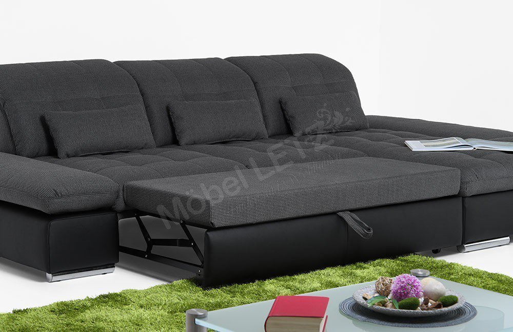 ecksofa von poco polsterm bel santa fe m bel letz ihr online shop. Black Bedroom Furniture Sets. Home Design Ideas