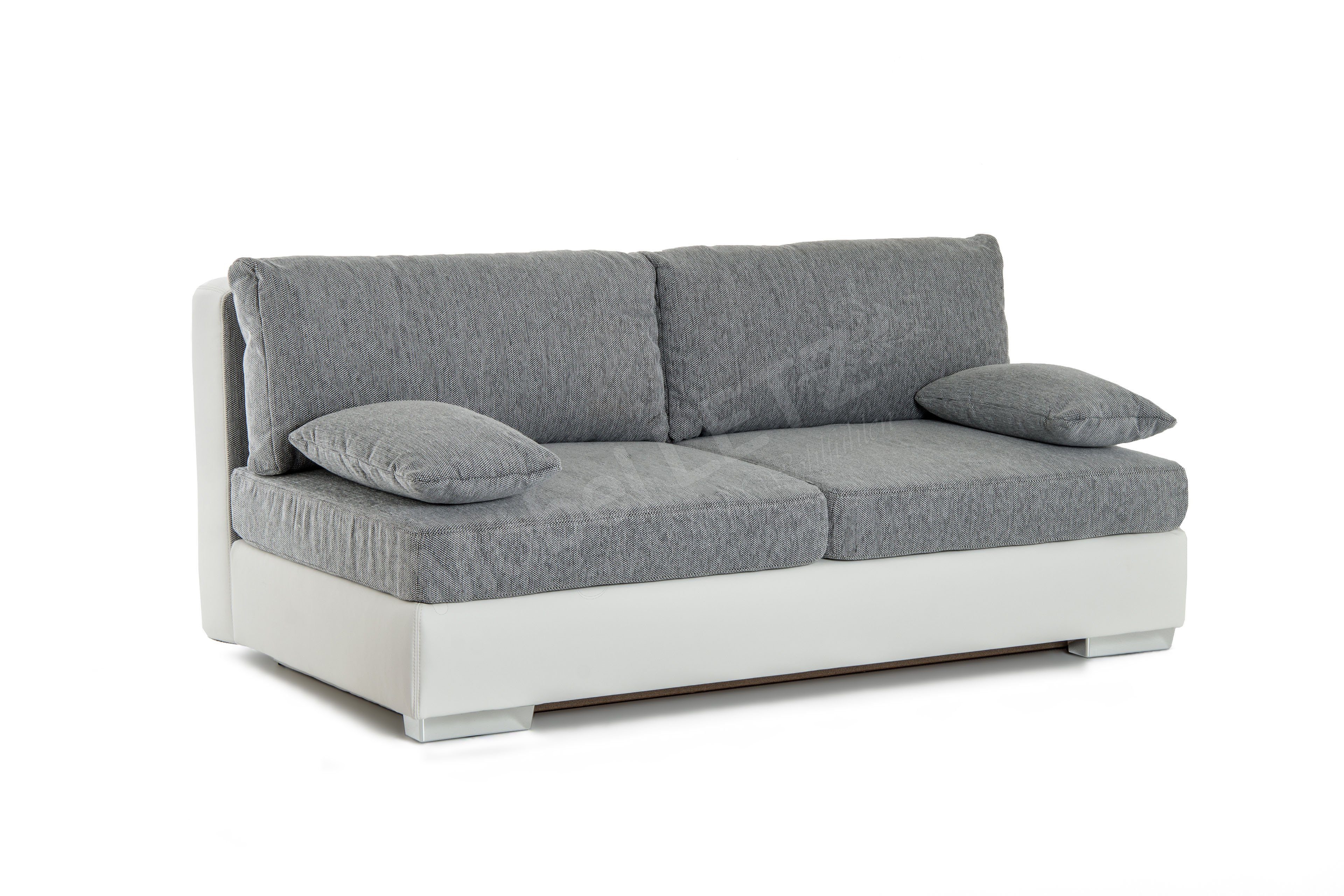 kollektion letz schlafsofa vicy wei grau m bel letz. Black Bedroom Furniture Sets. Home Design Ideas