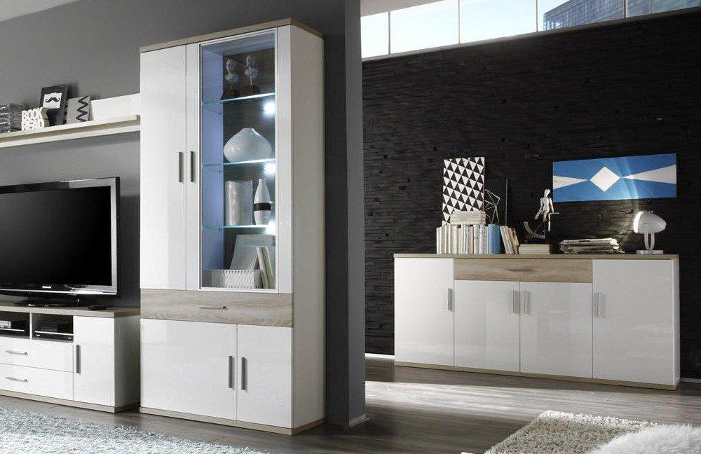 treandteam wohnwand arena 1487 987 41 m bel letz ihr online shop. Black Bedroom Furniture Sets. Home Design Ideas