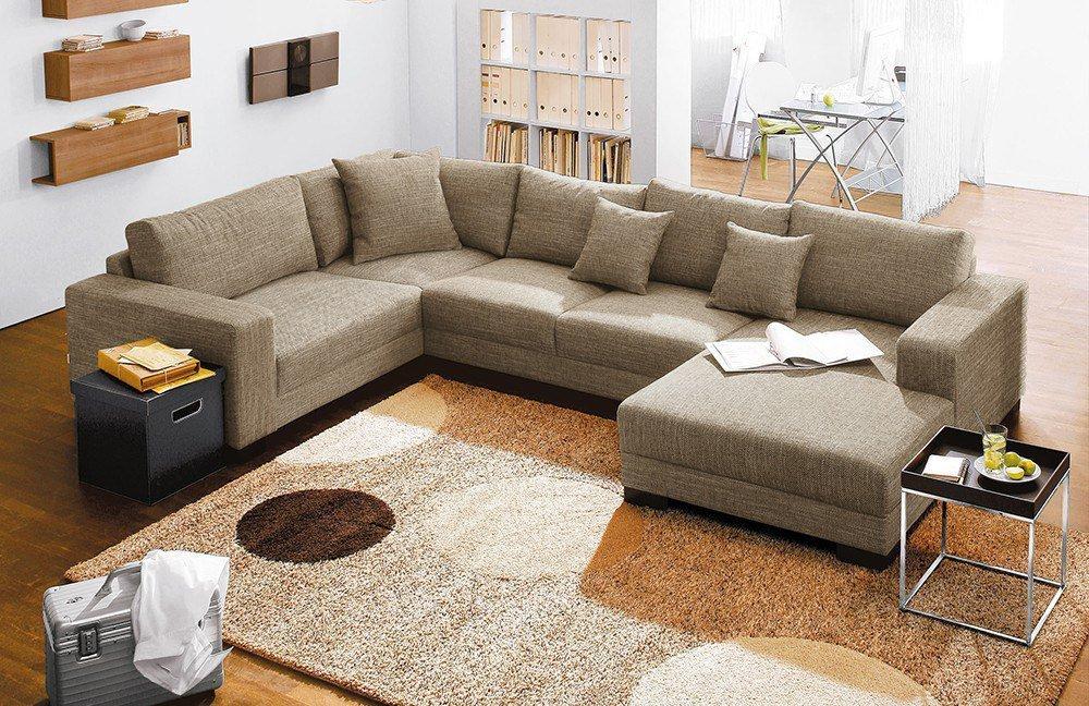 Candy lifestyle sofa livigno for Wohnlandschaft reduziert